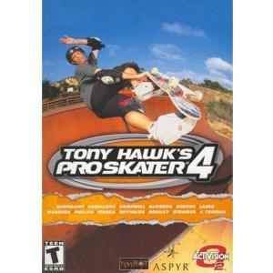 Tony Hawk Pro Skater 4 last ned