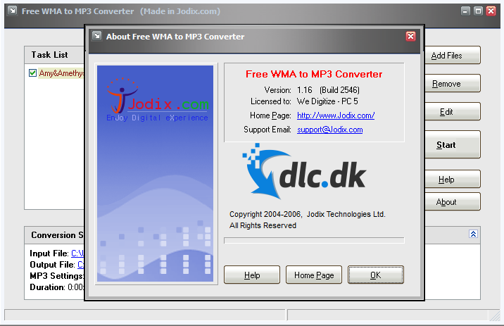 Konvertera på internet ljudfiler till mp3 gratis