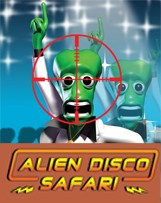 Alien Disco Safari last ned