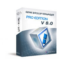 Genie Backup Manager Professional last ned
