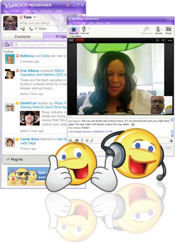 Yahoo Messenger last ned