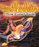 Aladdin Magic Carpet Racing last ned