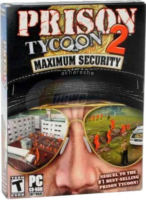 Prison Tycoon 2 Maximum Security last ned