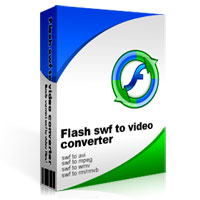 iWisoft Flash SWF to Video Converter last ned