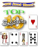 Top 10 Solitaire last ned