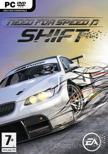 Need For Speed SHIFT last ned