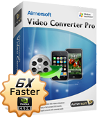 Aimersoft Video Converter Pro last ned