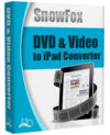SnowFox DVD to iPad Converter last ned