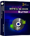 3herosoft MPEG to DVD Burner last ned