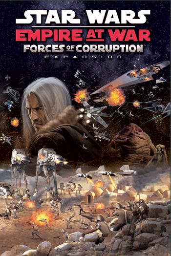 Empire at War: Forces of Corruption last ned