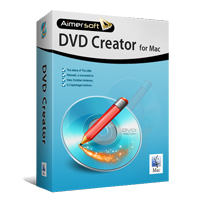Aimersoft DVD Creator til Mac last ned