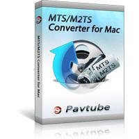 Pavtube MTS/M2TS Converter for Mac last ned