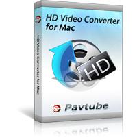 Pavtube HD Video Converter for Mac last ned