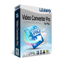 Leawo Video Converter Pro for Mac last ned