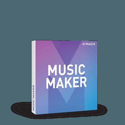 Magix Music Maker last ned