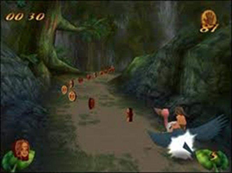 tarzan spel online gratis