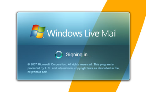 laddaned gratis e-post windows liv-mail